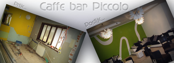 Caffe bar Piccolo